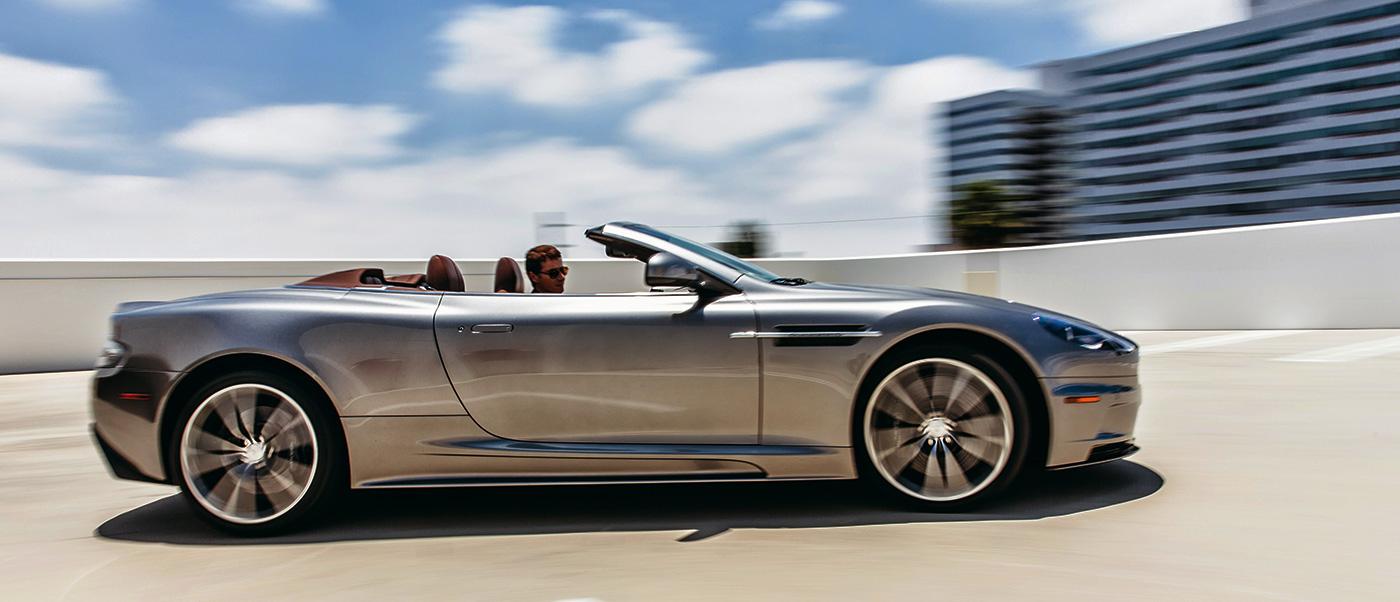 luxury car services